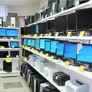 Компьютерные магазины Осы