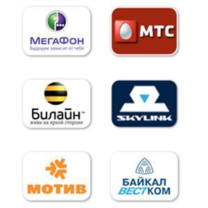 Операторы сотовой связи Осы