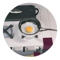 Кафе Тимошкина ложка - иконка «кухня» в Осе